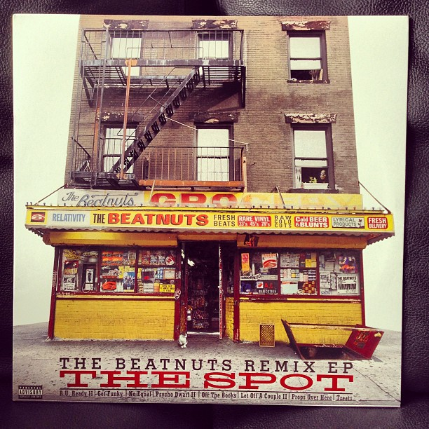 #beatnuts #rap #yolo #original #savethevinyl #dance #music #collect #ep #scratch #hiphop