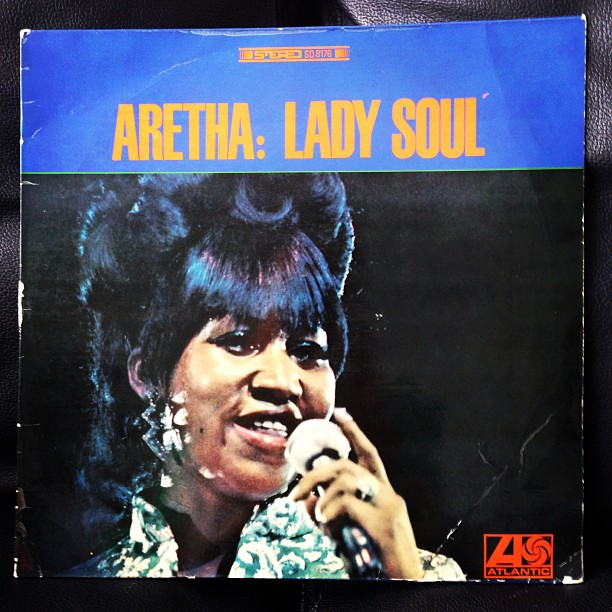 #ladysoul #arethafranklin #music #savethevinyl #soul #original #collect #sing #scratch #oldschool #love