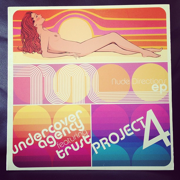 #naked #nakedmusic #housemusic #dance #vinyl #vacation #summer #love #cornygraphics #cool #electronic